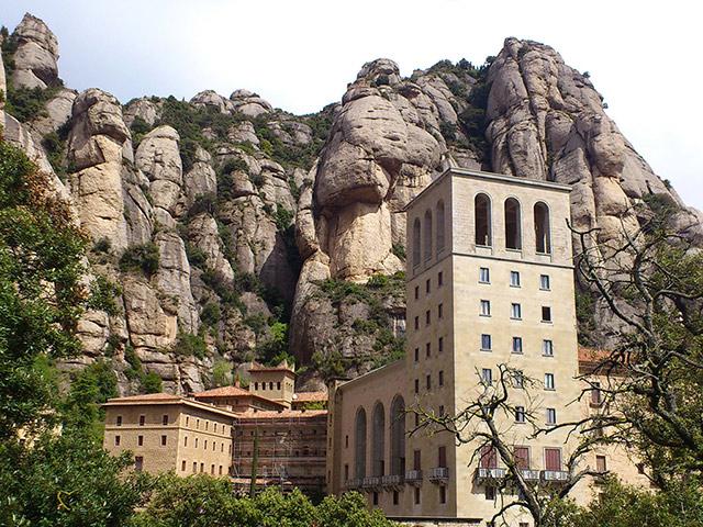 ACYH Montserrat Abbey Ticket