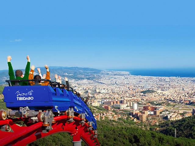 ACYH Tibidabo Ticket