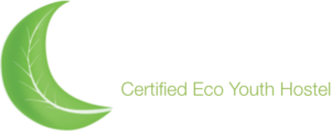 sleep green certified eco youth hostel barcelona logo